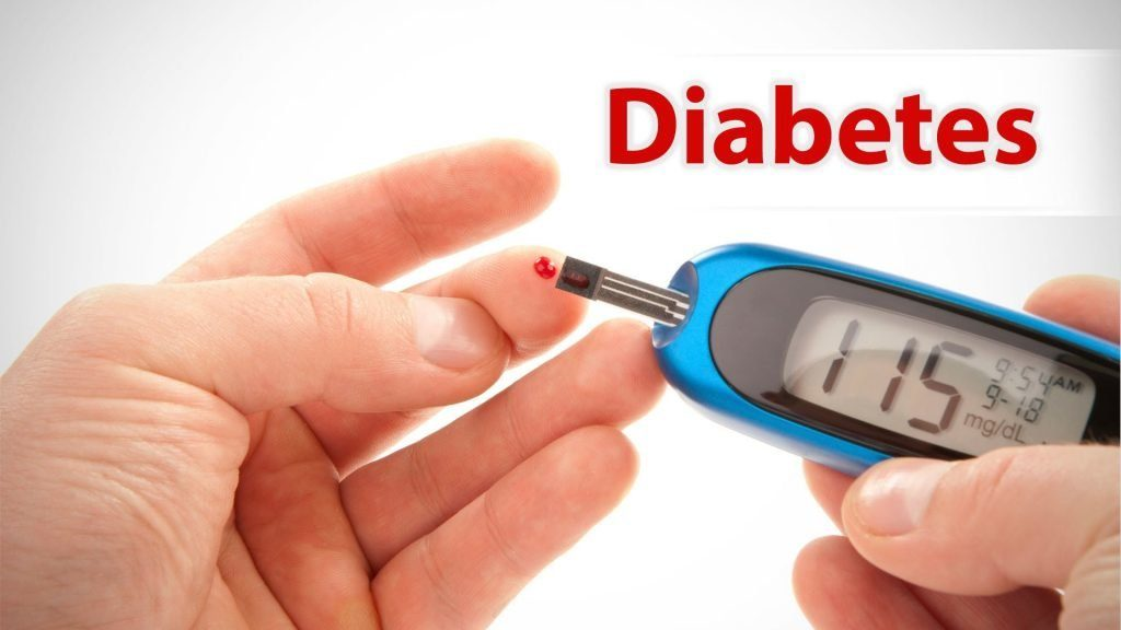checking blood sugar - how does diabetes develop
