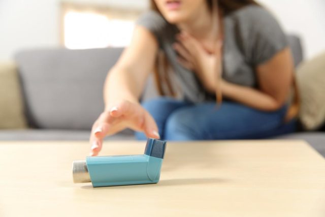 what happens during asthma attacks